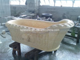 Natural Stone Granite/Marble Anti Slipway Shower Room Tray/Base