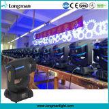Luz principal móvil de la etapa del efecto fuerte del punto 350W para DJ