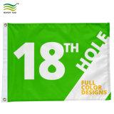Nylonmarkierungsfahne des golf-14X20inches mit Nylongefäß (A-NF33F01004)
