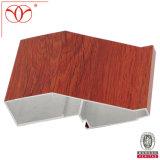 Industrial y la construcción y decoración perfil de aluminio (madera)