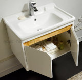 現代浴室用キャビネット(ACS1-L45)をハングさせるラッカー合板の浴室の家具