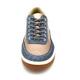 Zapatos de Nen fresco con la PU Pearlized y del brillo