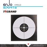 Бумага для Airsoft Bullseye объекты съемки 14x14см