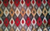Tela de Upholstery clássica do Chenille do projeto de Panamá (fth31891)
