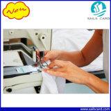 Hochleistungs--spinnender Markierung UHFwäscherei-Kennsatz und Marke für Kleidung/Kleider