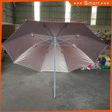 Рекламируйте солнцезащитная шторка в пляжный зонтик упора для рук