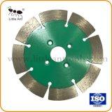 12mm de alto 2,0 mm de grosor de la hoja de sierra de diamante de la herramienta de corte
