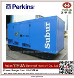 144kw/180kVA diesel Stille Generator Poweded door Perkins-20171012D