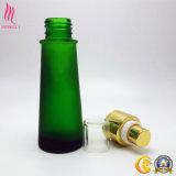 Não frascos mal ventilados geados do derramamento cosmético popular com formas diferentes