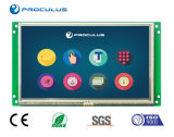 7 '' 800*480 THIN FILM TRANSISTOR LCM with Rtp/P-Cape Touch Screen