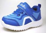 Helder Tennisschoenen van de Jongen van de Schoenen van de Sport van de Jonge geitjes van de Kleur de licht Comfortabele