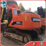 Excavador de trabajo inferior de Doosan de la maquinaria del excavador Dh220-7 de las horas