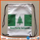 多彩な広告の工場直接体操のドローストリング袋