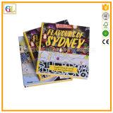 Servicio de impresión a todo color del libro de Hardcover de la alta calidad