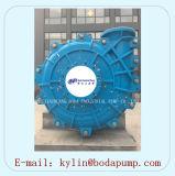 Pompe de dragage de grand de flux sable centrifuge à haute pression de gravier