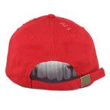 Бейсбольная кепка хлопка вышивки логоса OEM изготовленный на заказ