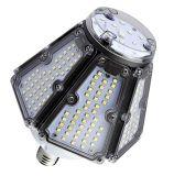 E27 42 lâmpadas LED Lâmpadas das Luzes de Spot de milho 220V 10W 5730 SMD 5630 Crystal Iluminação Interior Lustre Droplight 360 graus