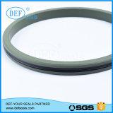 Hydraulischer Dichtungs-Kolben-Dichtung Glyd Ring Bronze gefülltes PTFE Gsf