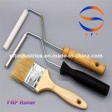 Rouleaux en plastique et en aluminium de diamètre pour FRP