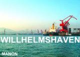 De betrouwbare Overzeese Dienst van de Logistiek van Guangzhou aan Willhelmshaven