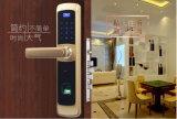 Bloqueo de puerta biométrico de la huella digital para la residencia
