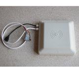 Leitor Integrated do escritor da freqüência ultraelevada RFID da escala longa da MPE C1g2 da antena de Zk-RFID101 8dBi