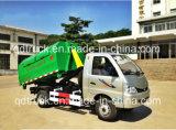 3-5m3 Carriage-Detachable мусоросборника, небольшой крюк подъемника Мусоросборника