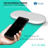 15W cargador inalámbrico rápido para el iPhone con el estándar Qi
