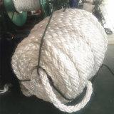 Durchmesser 48mm 8 Seil des Strang-PP/PE/Nylon für Verkauf