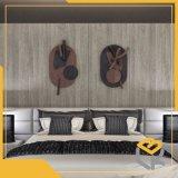 Le grain de l'érable papier décoratif pour l'étage