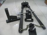 Delen van de aanhangwagen, Slepende Apparatuur, Slepende Staaf, zet en slaat op Rug van rv op op