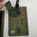 고품질 420d 606D 폴리에스테 명함 홀더 지갑