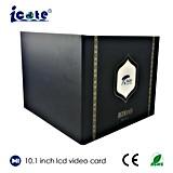 LCD van 10.1 Duim VideoKaart met A4 Grootte voor Zaken