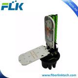 Antenne FTTH FTTX Pole Direct-Buried monté sur boîtier de distribution à fibres optiques de l'accès boîtier réseau type dôme