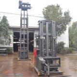 Elektrisches Dreiwegeladeplatten-Ablagefach (stehen-auf Typen) für schmalen Gang Tc10