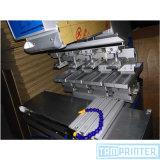 Impressora da almofada da bandeja da tinta de TM-S4-Mt 4-Color