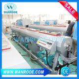 Tubo de plástico de la planta de fabricación de máquinas/máquina de extrusión de tubería de PVC