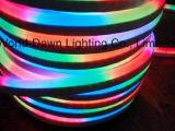 Indicatore luminoso al neon della corda della flessione del LED (Smg) per la decorazione della costruzione