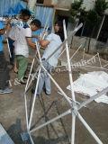 Toutes sortes de tente géodésique de dôme de qualité avec le GV
