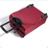Bw1-166 YE piegato e carrelli pieganti dei bagagli del materiale del tessuto