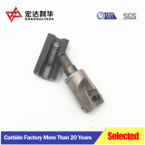 Barra de perfuração Anti-Vibration carboneto para Máquina Fresadora CNC