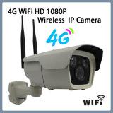 Outdoor Wireless WiFi 3G 4G de câmera de segurança IP do cartão SIM