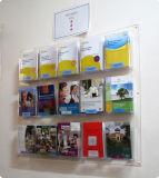 Совмещенный установленный стеной блок индикатора брошюры