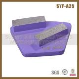 Пол диаманта меля конкретная плита (SYYH-01)