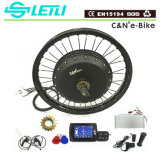 Leili High Power 72V 8000W Electric Bike Hub Motor Kit Ebike Conversion Kit