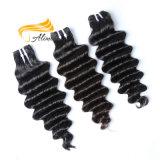 直接自由なバージンのマレーシアの毛の織り方を取除く工場