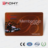 Rewritable RFID pour la gestion des membres de la carte