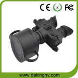 Lunettes de vision nocturne de Gen2+/jumelles avec l'oculaire et la sortie vidéo réglables D-G2075 (avec lentille 5X)