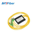 Fbt 1X2 50: 50 Splitter de fibra óptica