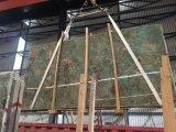 Quarzite verde Flooring&Walling di Slabs&Tiles della quarzite del Amazon